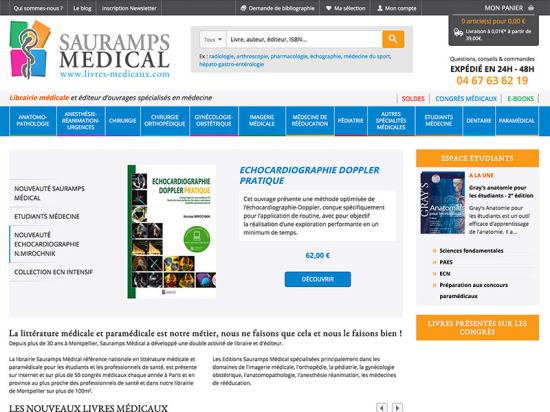 sauramps medical